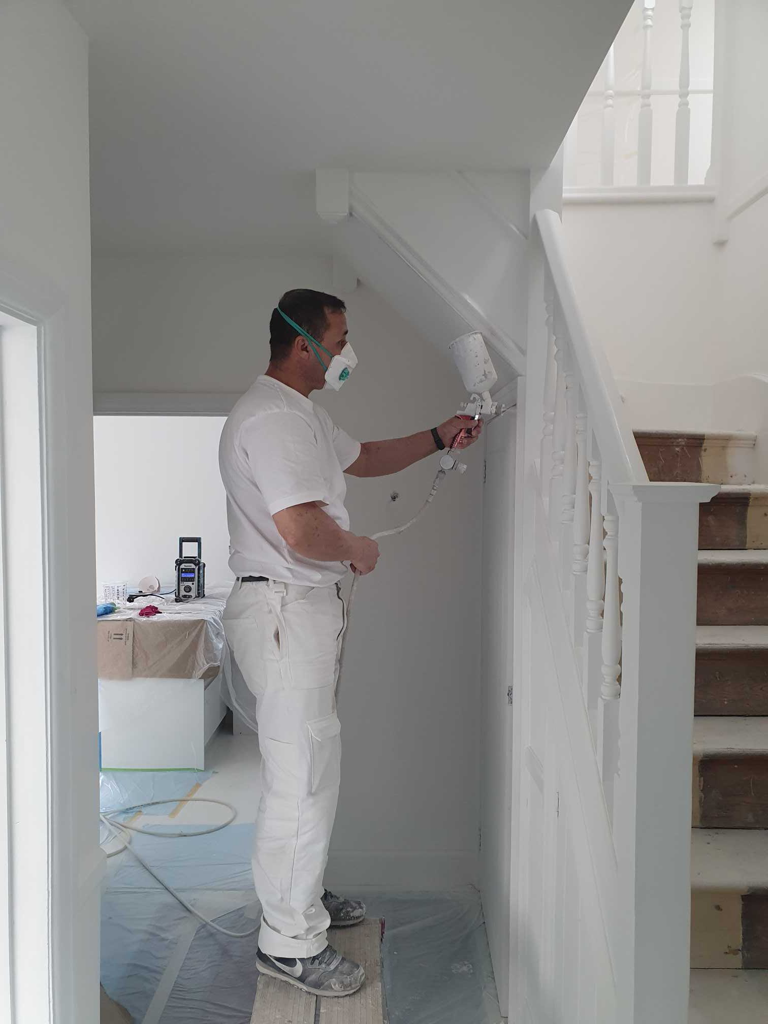 spray-painting-service-London